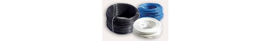 Кабели и провода, расходные и монтажные материалы