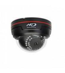 MDC-7020FTD-30 Видеокамера купольная цветная с ИК подсветкой